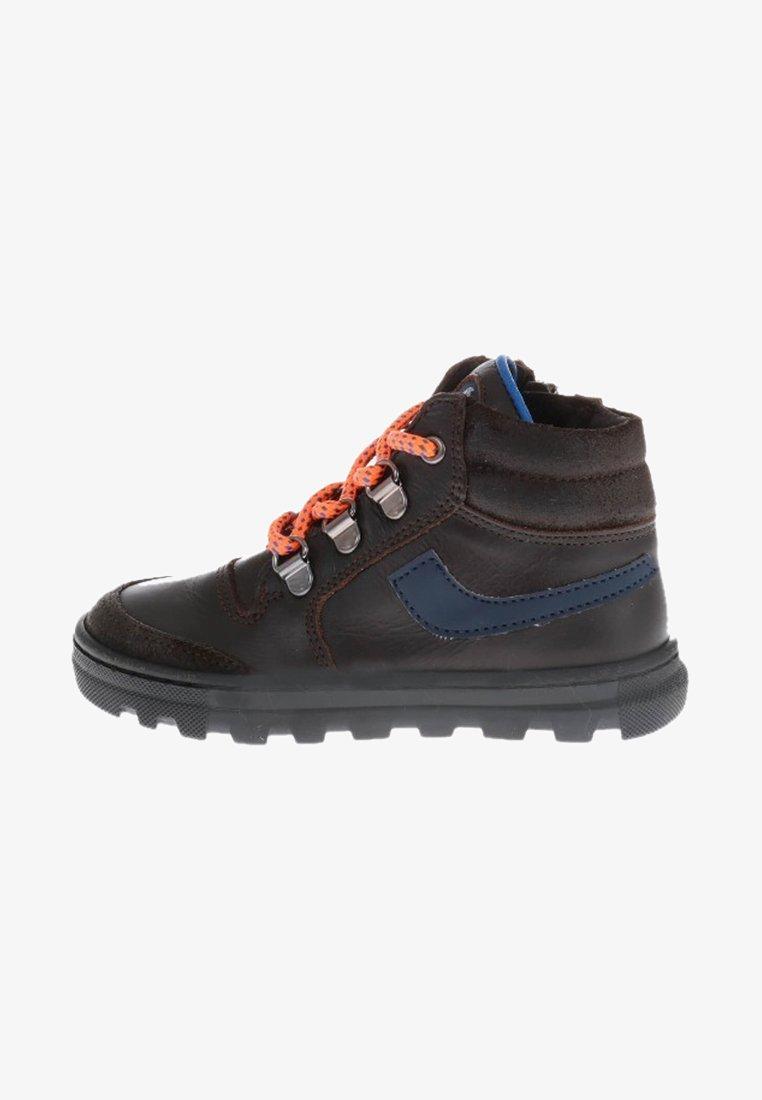 Jimmy Joy - Sneakers hoog - brown
