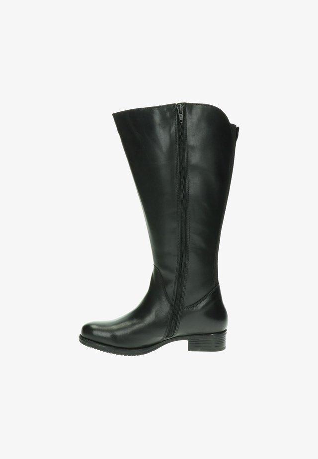 CHINLEY - Laarzen - zwart