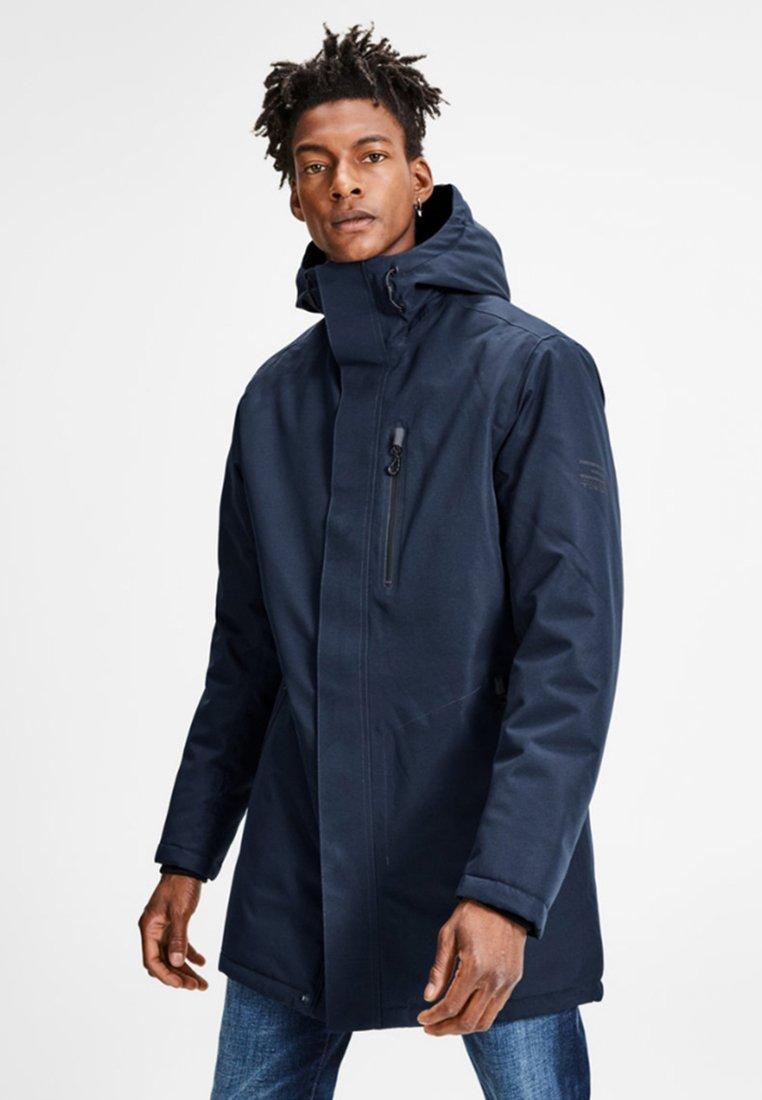 Jack & Jones Tech - JJTNORTHPOINT - Parkaer - navy blazer