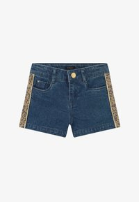 IKKS - BERMUDA - Denim shorts - stone blue - 3