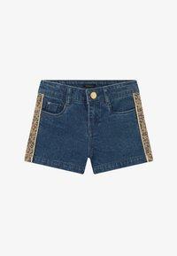 IKKS - BERMUDA - Short en jean - stone blue - 3