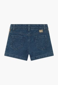 IKKS - BERMUDA - Denim shorts - stone blue - 1