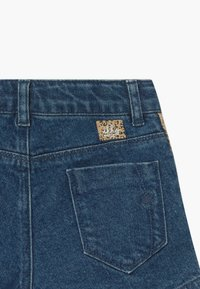 IKKS - BERMUDA - Denim shorts - stone blue