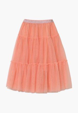 A-line skirt - pêche