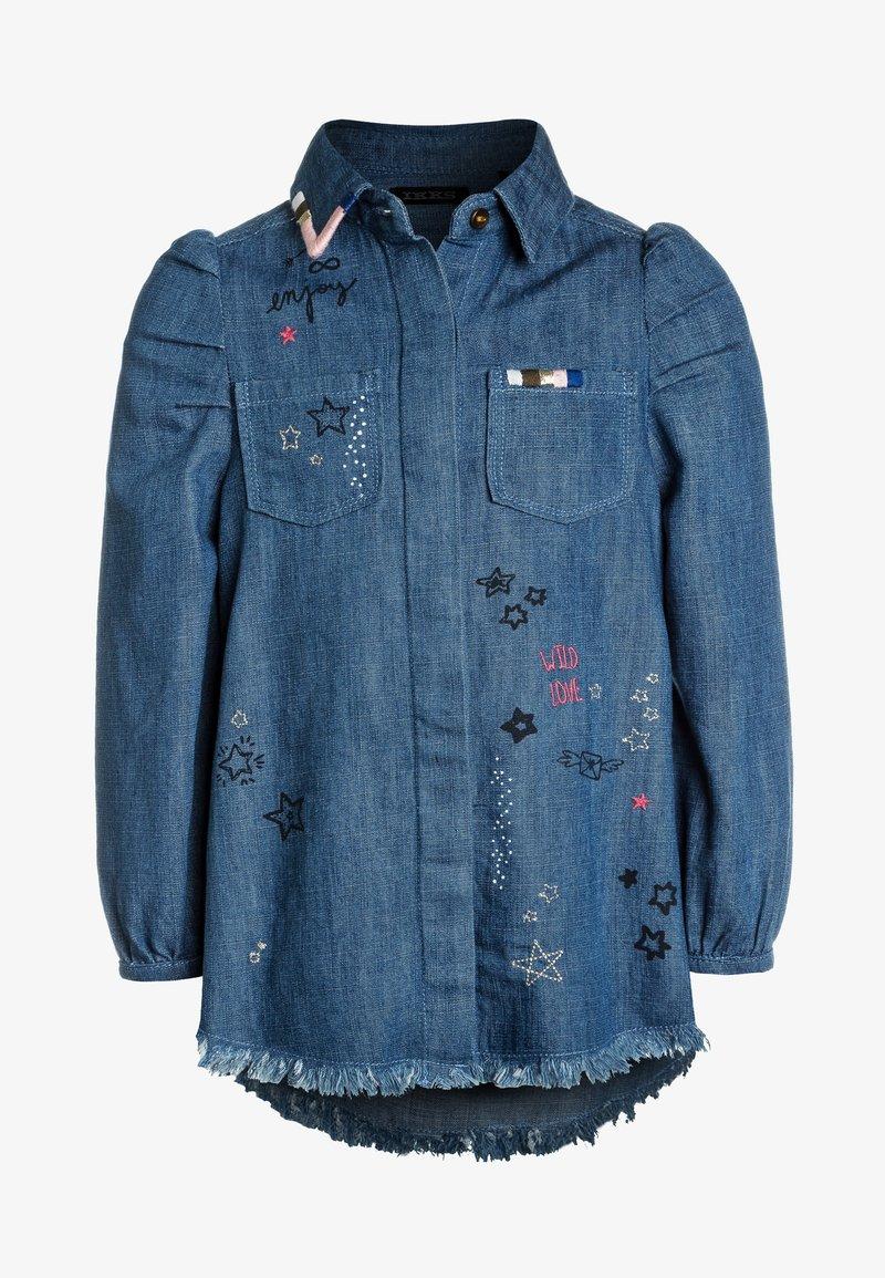 IKKS - ROBE - Robe en jean - medium blue