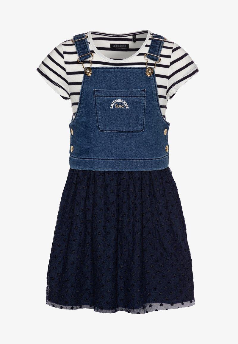 IKKS - SET - Day dress - navy