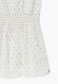 IKKS - Robe de soirée - blanc cassé - 3