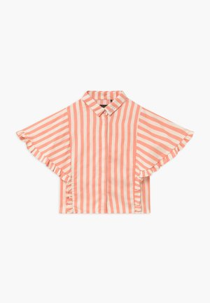 Camisa - pêche rayé