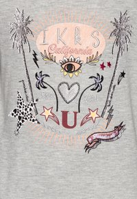 IKKS - Sweatshirt - gris chiné moyen - 2