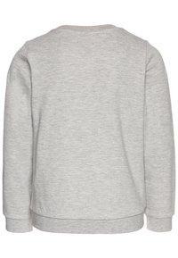IKKS - Sweater - gris chiné moyen - 1