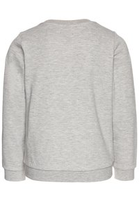 IKKS - Sweatshirt - gris chiné moyen - 1