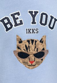 IKKS - Sweatshirt - bleu ciel - 2