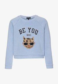 IKKS - Sweatshirt - bleu ciel - 0