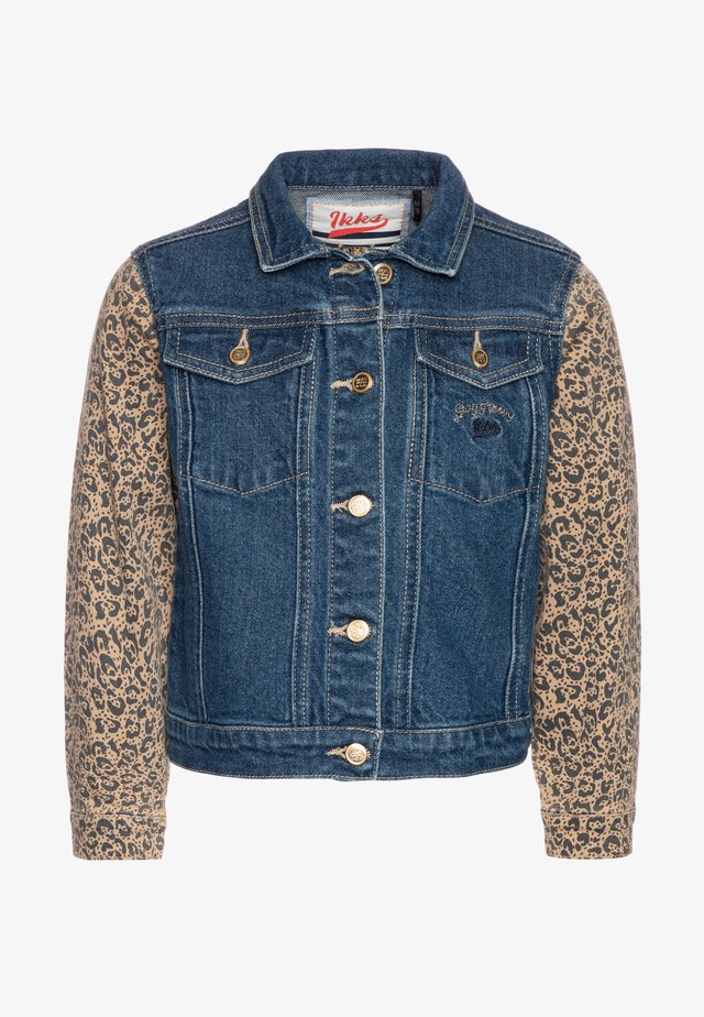 Denim jacket - stone blue