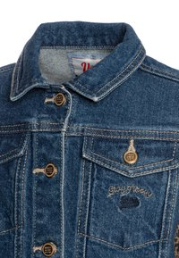 IKKS - Denim jacket - stone blue - 2