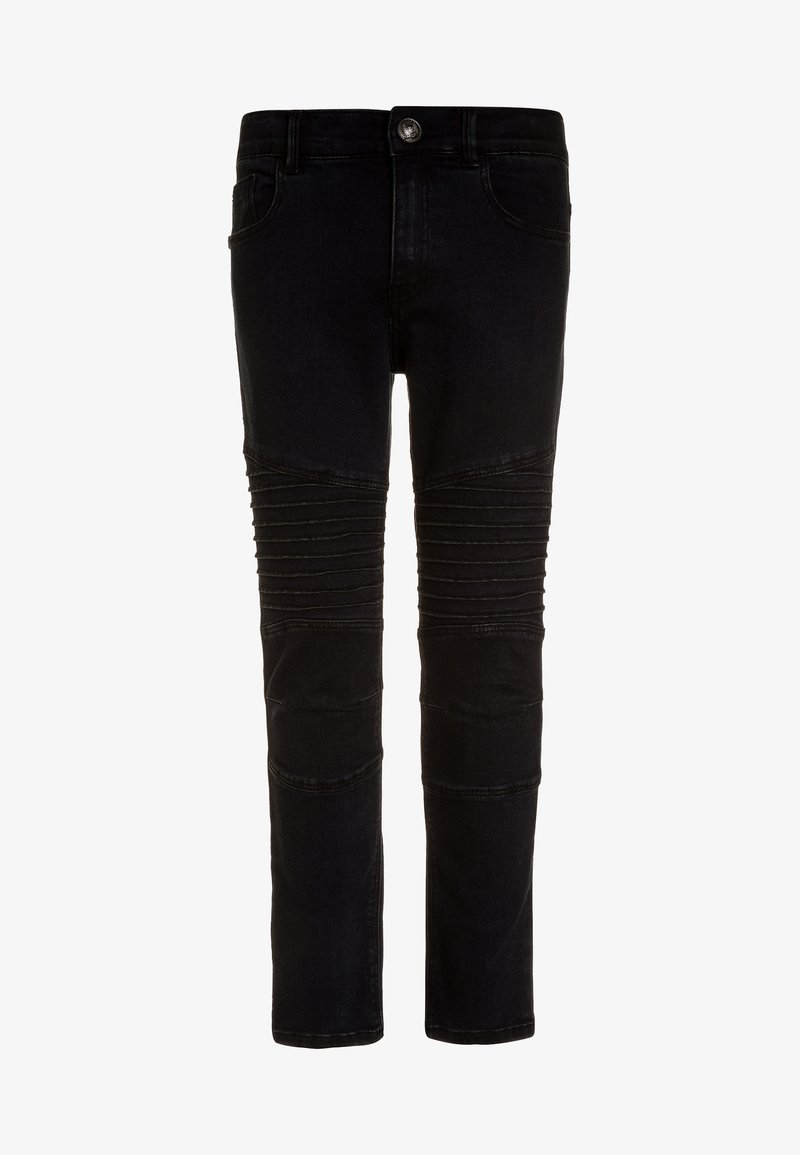 IKKS - Vaqueros slim fit - blue black