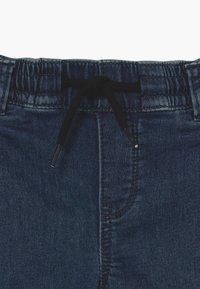 IKKS - BERMUDA - Denim shorts - medium blue - 3