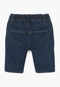 IKKS - BERMUDA - Denim shorts - medium blue - 1