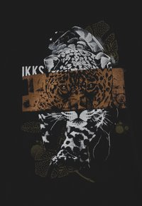 IKKS - T-shirt imprimé - noir - 3