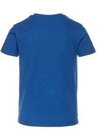 IKKS - TEE - Print T-shirt - bleu foncé - 1