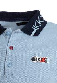 IKKS - Polo shirt - bleu ciel - 2
