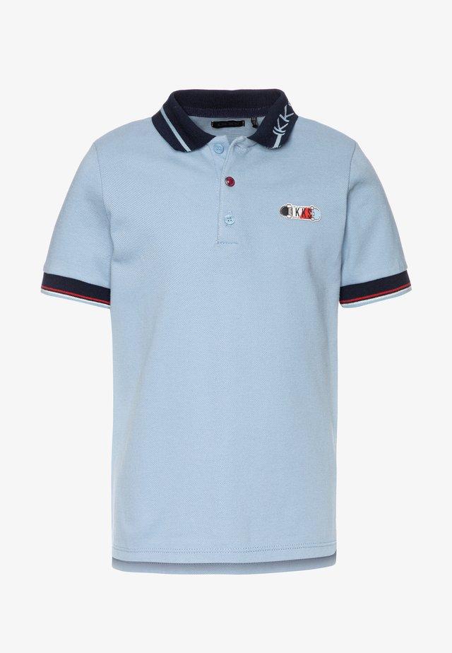 Poloshirt - bleu ciel