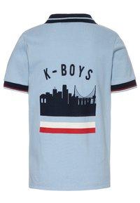 IKKS - Polo shirt - bleu ciel - 1