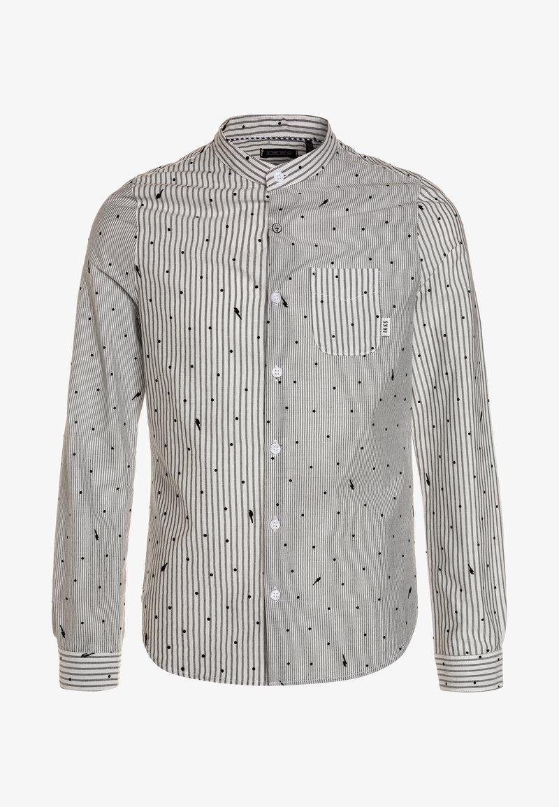 IKKS - CHEMISE  - Camisa - blanc cassé