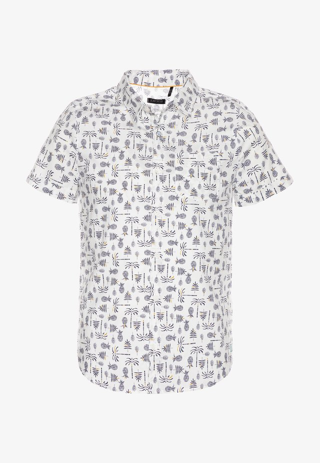 Overhemd - blanc