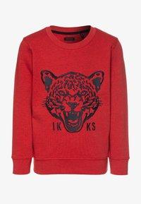 IKKS - Sweatshirt - rouge moyen - 0