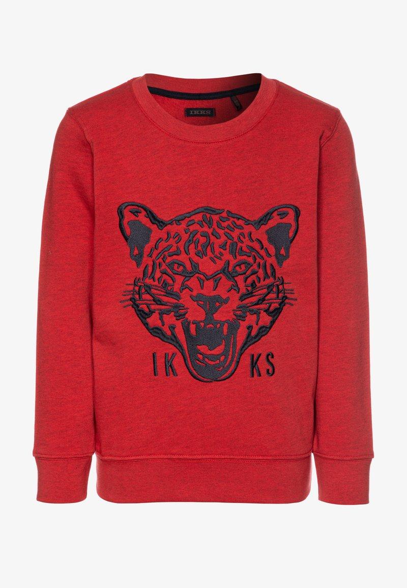 IKKS - Sweatshirt - rouge moyen