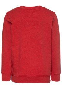 IKKS - Sweatshirt - rouge moyen - 1