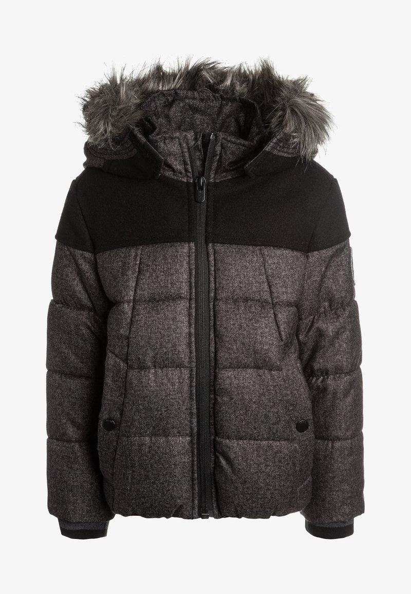 IKKS - Chaqueta de invierno - gris chiné anthracite