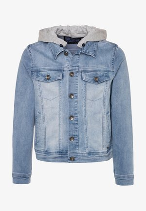 Veste en jean - blue bleach