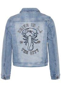 IKKS - Veste en jean - blue bleach - 2
