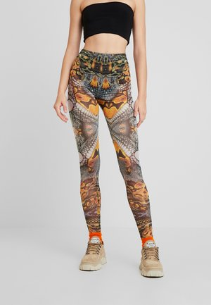 Legging - multicoloured
