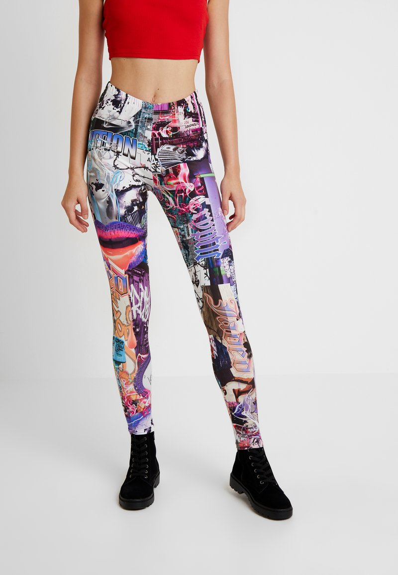 Jaded London - Leggings - Trousers - multi-coloured