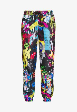 CUFFED JOGGER - Spodnie treningowe - multi-coloured