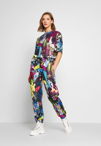 Jaded London - CUFFED JOGGER - Joggebukse - multi-coloured - 1