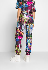 Jaded London - CUFFED JOGGER - Joggebukse - multi-coloured - 2