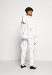 Jaded London - CUFFED JOGGER WITH SLOUCHY POCKETS - Jogginghose - off-white - 2