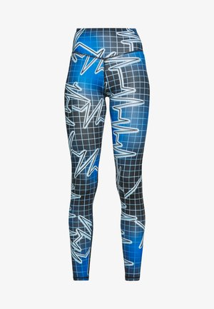 SPORT HIGH WAIST PRINTED - Leggings - Hosen - multicolor