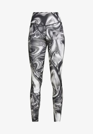 SPORT HIGH WAIST - Leggings - Trousers - chrome