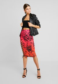 Jaded London - UP SKIRT - Kynähame - ombre - 1