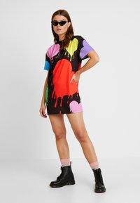 Jaded London - PRIDE COLLECTION HEART DRESS - Jersey dress - multi - 1