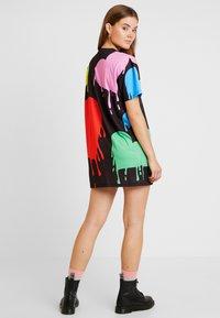 Jaded London - PRIDE COLLECTION HEART DRESS - Jersey dress - multi - 2