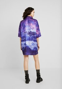 Jaded London - OVERSIZED REVERE COLLAR SHIRT DRESS - Korte jurk - multi-coloured - 3
