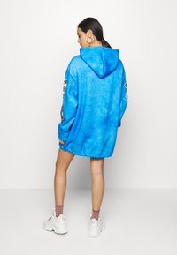 Jaded London - DRAWCORD HEM HOODIE DRESS - Freizeitkleid - colourful - 3