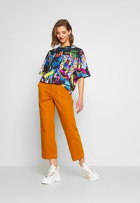 Jaded London - OVERSIZED - T-shirt imprimé - multi-coloured - 1
