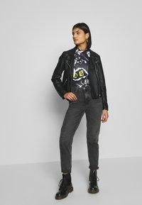 Jaded London - PUNK - Long sleeved top - black - 1